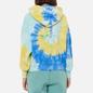 Женская толстовка Polo Ralph Lauren Spiral Tie-Dye Relaxed Hoodie Tie Dye фото - 3