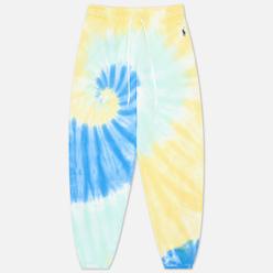 Женские брюки Polo Ralph Lauren Spiral Tie-Dye Ankle Tie Dye