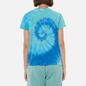 Женская футболка Polo Ralph Lauren Polo Bear Tie-Dye Blue Jerry фото - 3