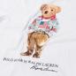 Женская футболка Polo Ralph Lauren Bandana Polo Bear White фото - 1