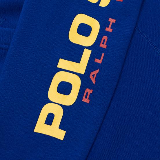 Женская толстовка Polo Ralph Lauren Polo Sport Vintage Hoodie Active Royal