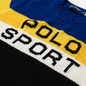 Женский свитер Polo Ralph Lauren Polo Sport Colour-Blocked Black/Active Royal фото - 1
