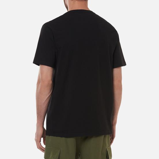 Мужская футболка maharishi Pocket Black