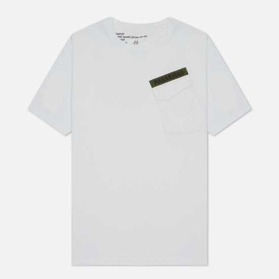 Мужская футболка maharishi Pocket White