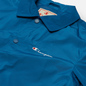 Мужская куртка Champion Reverse Weave Script Logo Coach Nautical Blue фото - 1