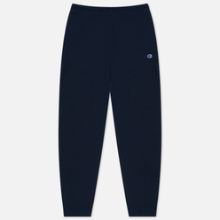 Мужские брюки Champion Reverse Weave Ribbed Cuffed Joggers Dark Blue