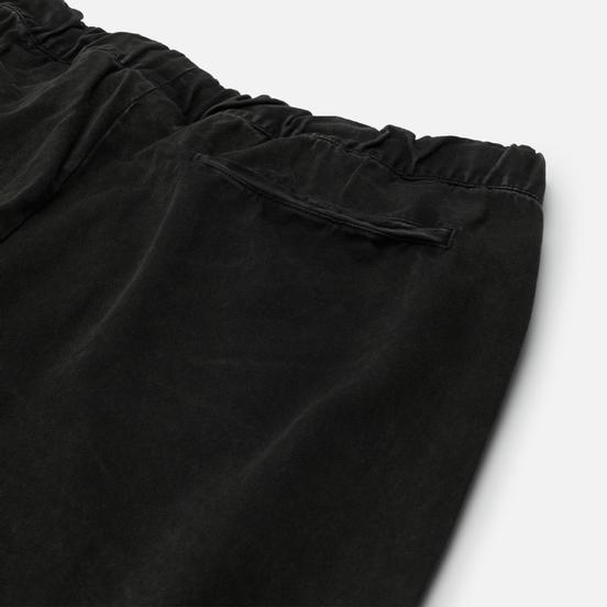 Мужские брюки Champion Reverse Weave Straight Leg Premium Cotton Track Black
