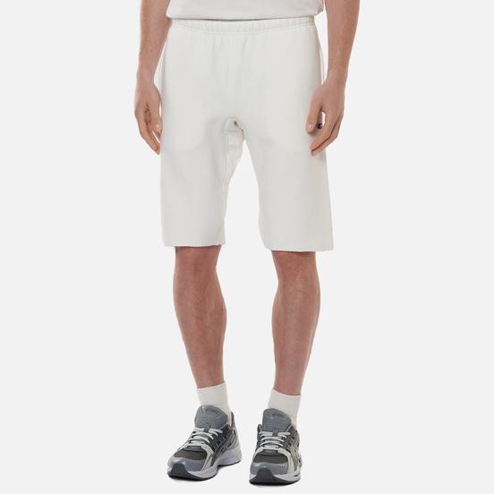 Мужские шорты Champion Reverse Weave Long Bermuda Brushed Fleece White