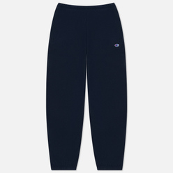 Мужские брюки Champion Reverse Weave Embroidered C Logo Joggers Dark Blue