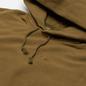 Мужская толстовка Champion Reverse Weave Script Logo Embroidery Hooded Military Green фото - 1