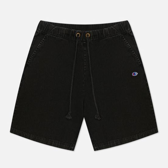 Мужские шорты Champion Reverse Weave Cotton Twill Jogger Black