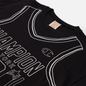 Мужская футболка Champion Reverse Weave Athletic Jersey Combed Number 17 Black фото - 1