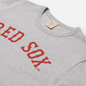Мужская футболка Champion Reverse Weave Boston Red Sox Crew Neck Light Grey фото - 1