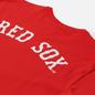 Мужская футболка Champion Reverse Weave Boston Red Sox Crew Neck Racing Red фото - 2