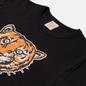 Мужская футболка Champion Reverse Weave Detroit Tigers Crew Neck Black фото - 1
