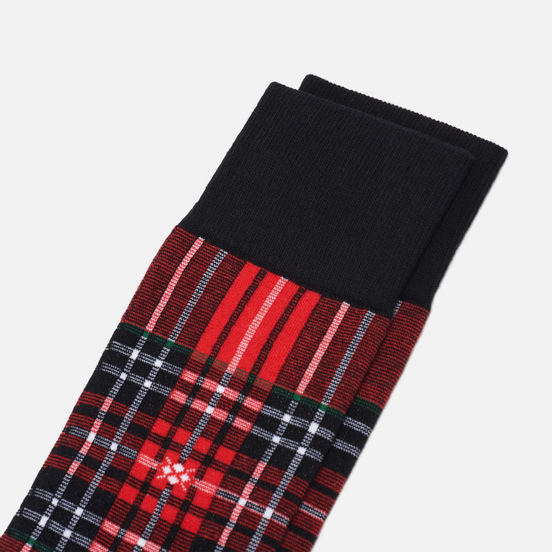 Носки Burlington Tartan Red
