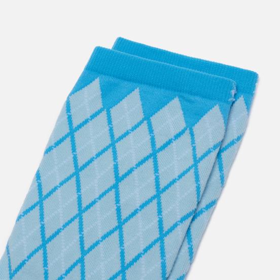 Носки Burlington Mayfair Blue/Blue