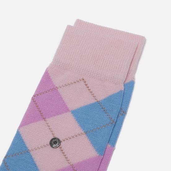 Носки Burlington Covent Garden Pink/Grey/Pink
