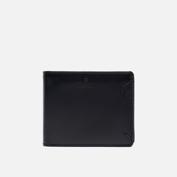 Кошелек Master-piece Notch Leather Billfold Middle Black