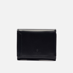 Кошелек Master-piece Notch Leather Middle Black