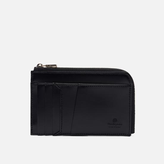 Держатель для карточек Master-piece Notch Leather Compact Black