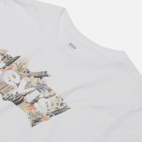 Мужская футболка Levi's Housemark Graphic White/Multi-Color