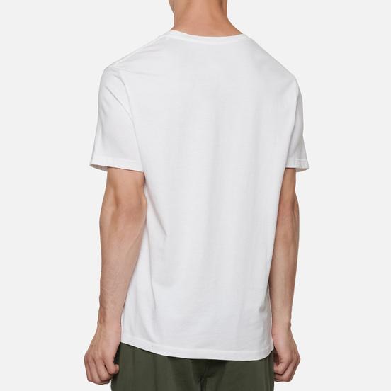Мужская футболка Levi's 2-Horse Graphic White/Multi-Color