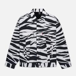 Мужская джинсовая куртка Levi's Skateboarding Reversible Ripstop SE Zebra