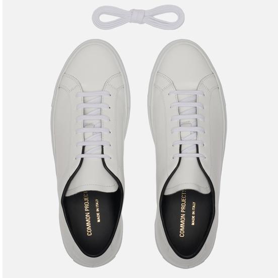 Мужские кеды Common Projects Original Achilles Vintage White/Black