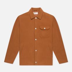 Мужская куртка Universal Works Coach Mowbray Caramel