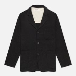 Мужской пиджак Universal Works Three Button Wool Marl II Charcoal