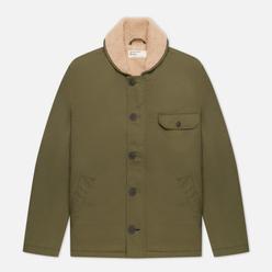 Мужская куртка Universal Works N1 Twill Light Olive