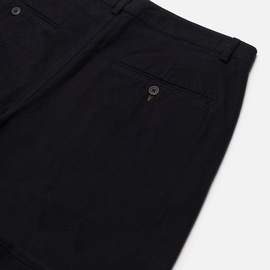 Мужские брюки Universal Works Military Chino Nebraska Cotton Black