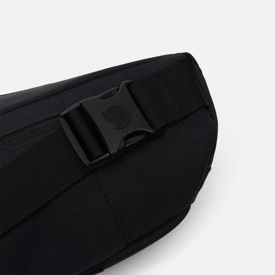 Сумка на пояс Fjallraven Ulvo Hip Pack Large Black