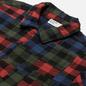 Мужская рубашка Universal Works Garage II Brushed Patchwork Multi фото - 1