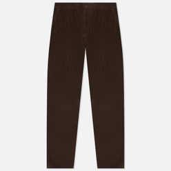 Мужские брюки Universal Works Military Chino Cord Chocolate