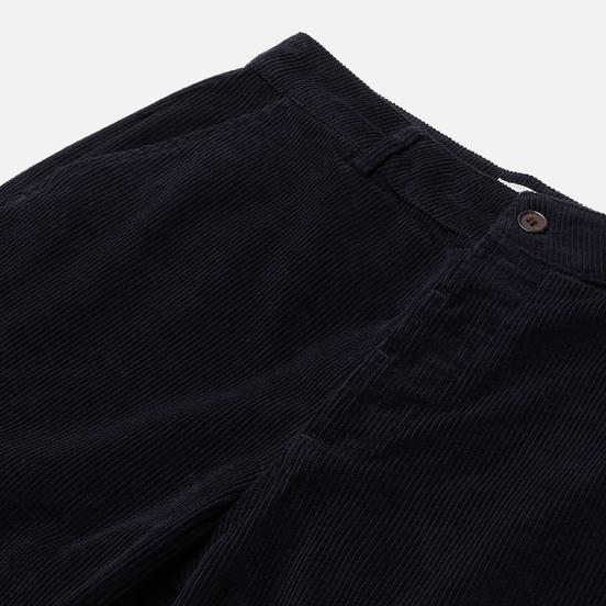 Мужские брюки Universal Works Military Chino Cord Navy