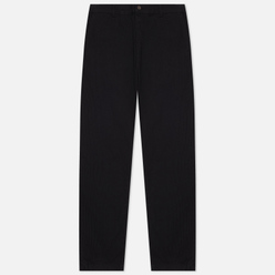 Мужские брюки Universal Works Military Chino Cotton/Nylon Pinstripe Black