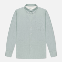 Мужская рубашка Universal Works Everyday Oxford Green