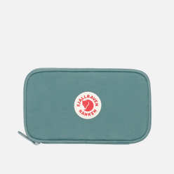 Кошелек Fjallraven Kanken Travel Frost Green