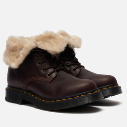 Женские ботинки Dr. Martens 1460 Kolbert Dark Brown