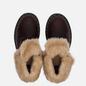 Женские ботинки Dr. Martens 1460 Kolbert Dark Brown фото - 1