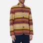 Мужская куртка Universal Works Bakers Mex Blanket Miulti Stripe фото - 2