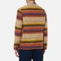 Мужская куртка Universal Works Bakers Mex Blanket Miulti Stripe фото - 3