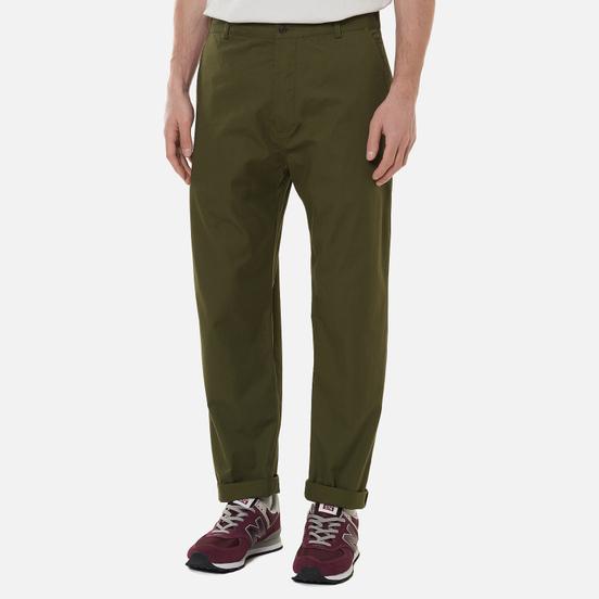 Мужские брюки Universal Works Military Chino Fine Twill Olive