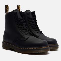 Мужские ботинки Dr. Martens 1460 Lace Up Slip Resistant Leather Black
