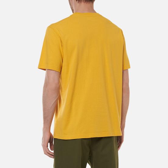 Мужская футболка Universal Works Big Pocket Save That Jersey Mimosa