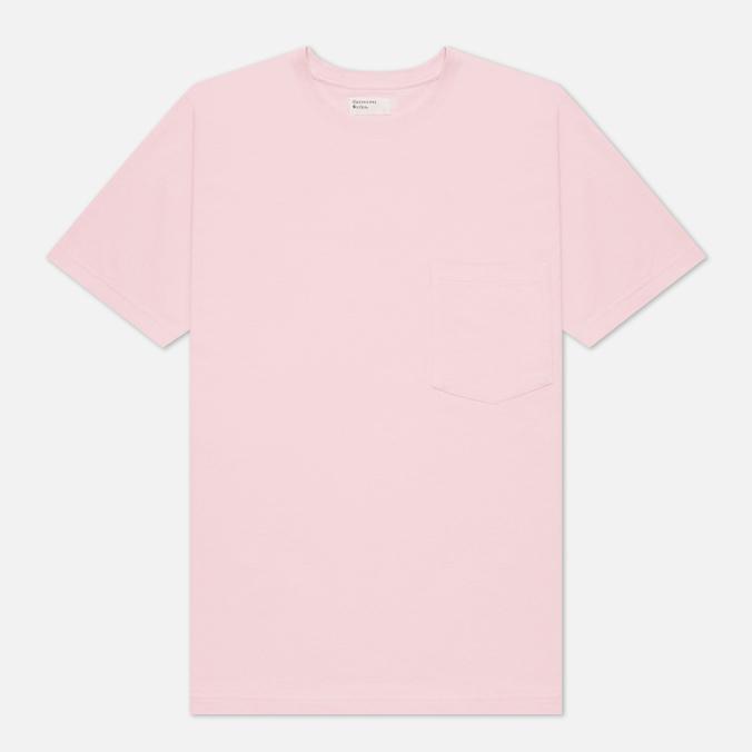 Мужская футболка Universal Works Big Pocket Save That Jersey