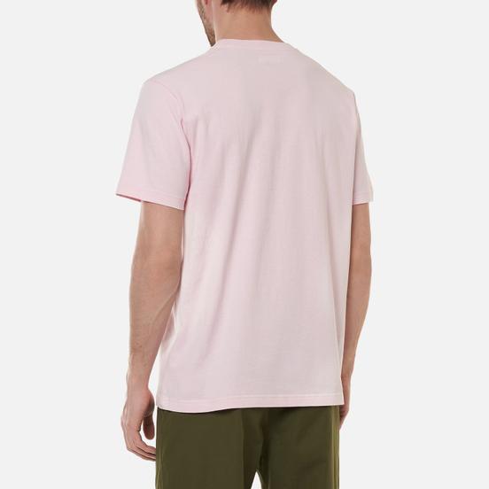 Мужская футболка Universal Works Big Pocket Save That Jersey Pink