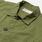 Мужская рубашка Universal Works Bakers Overshirt Poplin Olive фото - 1